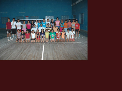 BADMINTON CAMP