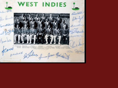 WEST INDIES TOURING TEAM